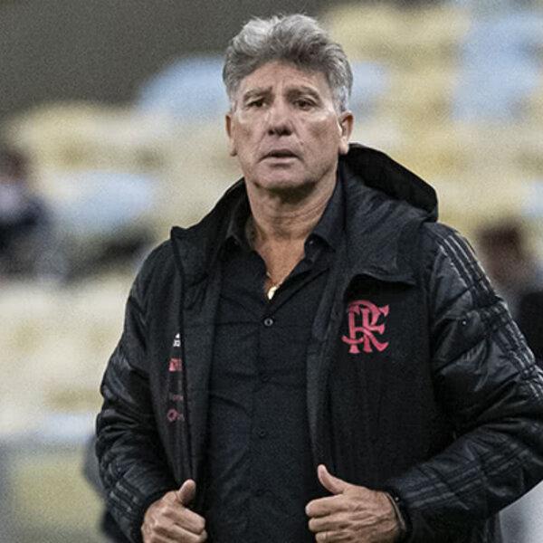 Renato Gaúcho está deixando a desejar no comando técnico do Flamengo?