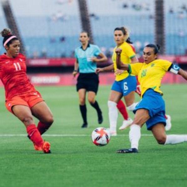A seleção feminina de futebol está eliminada das Olimpíadas