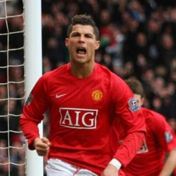 Cristiano Ronaldo está de volta ao Manchester United