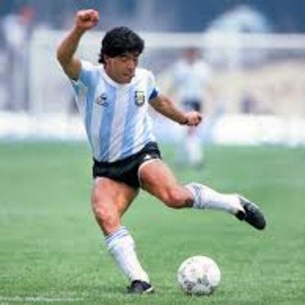 Dia de celebrar Diego Maradona