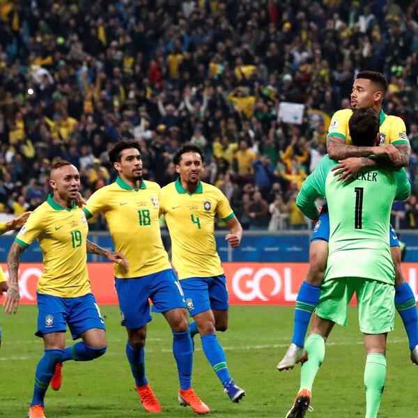 Os desdobramentos da Copa  América