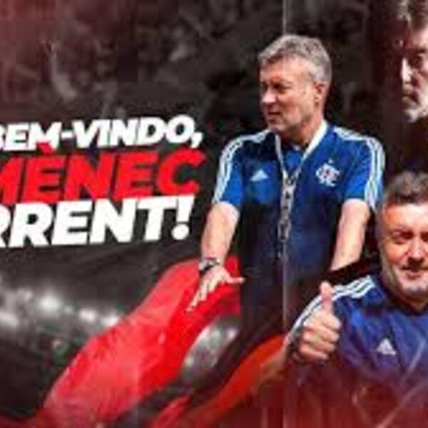 O catalão Domènec Torrent é o novo técnico do Flamengo!