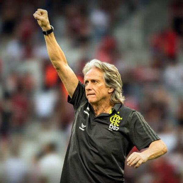 Jorge Jesus fica no Flamengo, vai para o Barcelona ou para o Benfica?