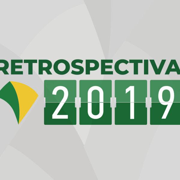 Retrospectiva 2019 e projeção para 2020