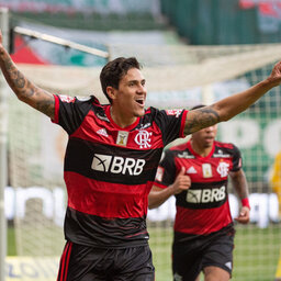 O empate do Flamengo com Palmeiras, na última rodada, continua rendendo discussões