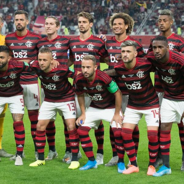 Em relação aos outros clubes, o Flamengo terminou 2019 em outro patamar