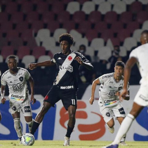 Obrigação de subir? Vasco e Botafogo começam a disputa da série B de forma diferente