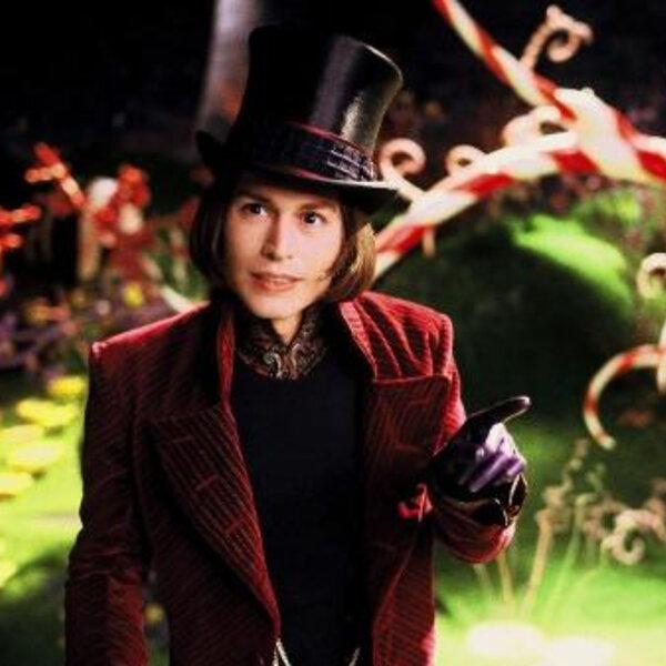 Filme contará a história de Willy Wonka