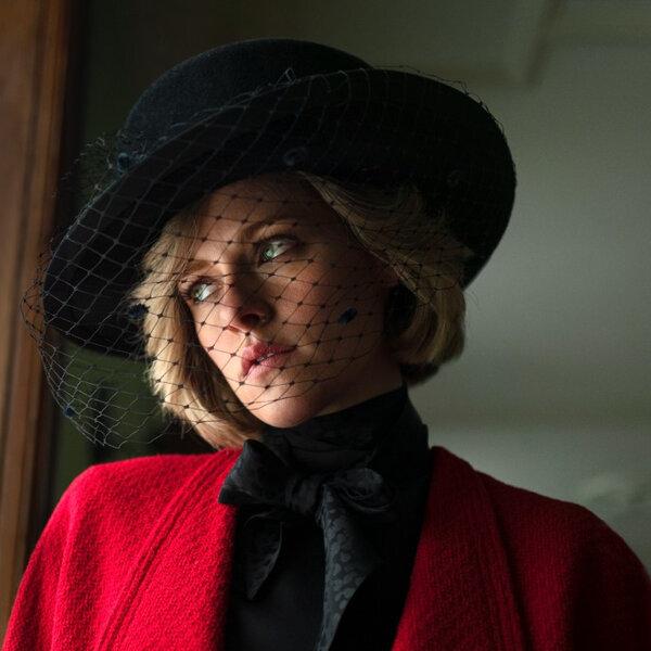 Kristen Stewart interpreta princesa Diana em filme 'Spencer'
