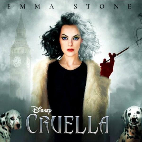 Nova versão de Cruella