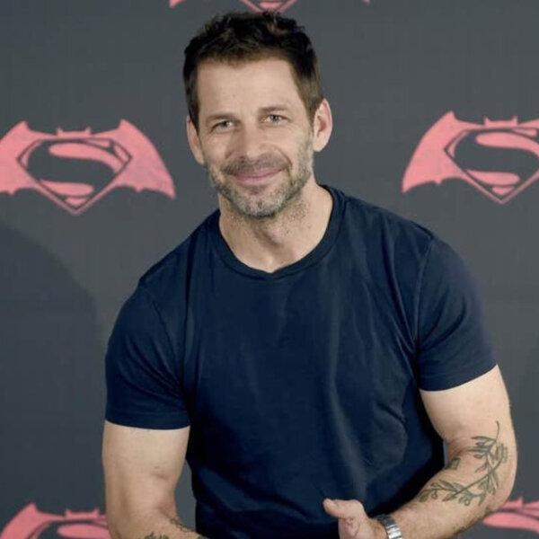 Zack Snyder diz não ter planos para continuar na DC