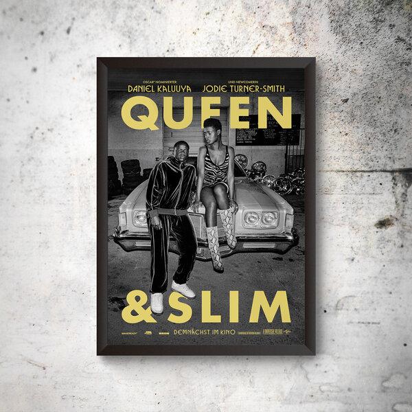 Filme Queen & Slim