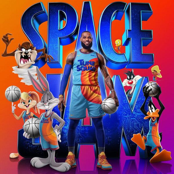 Space Jam um novo legado