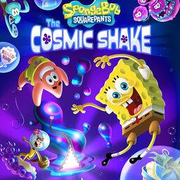 Bob Esponja - The Cosmic Shake
