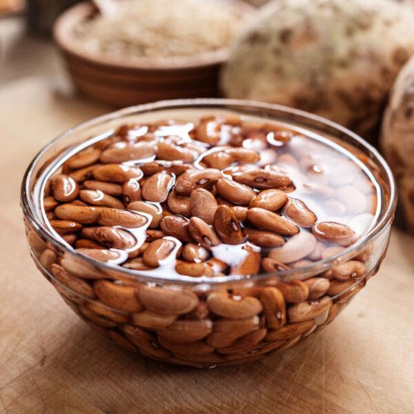 Você costuma deixar de molho os grãos que você consome?