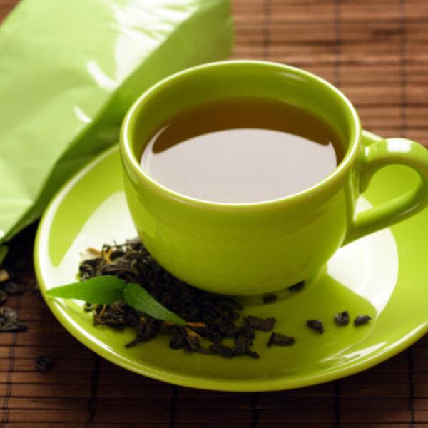 Os benefícios do chá verde para a saúde
