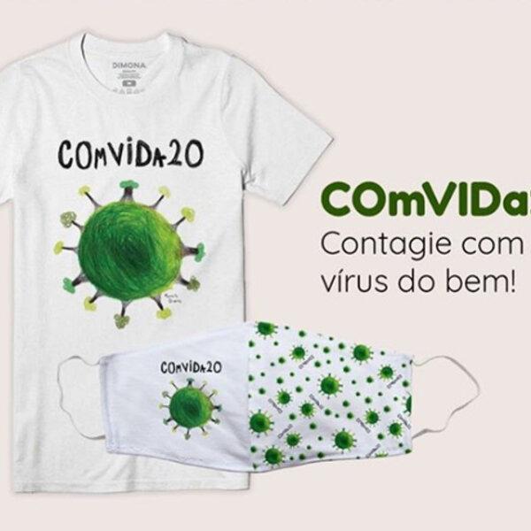Conheça o Projeto COmVIDa-20