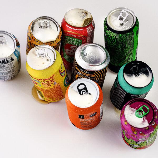 Bebidas industrializadas