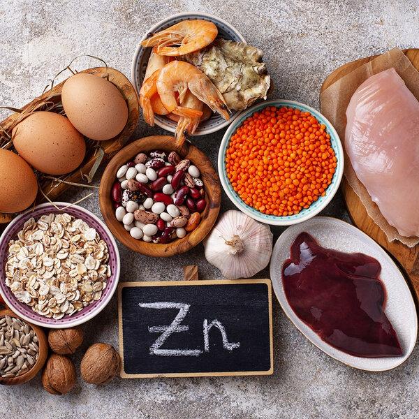 A importância do Zinco para a saúde