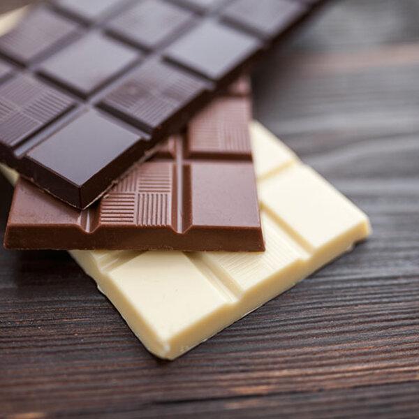Consumo de chocolate