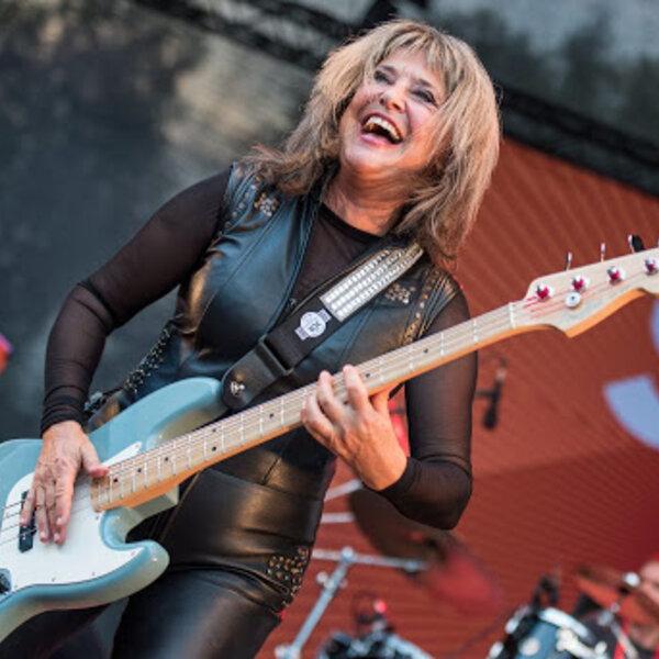 Vozes Femininas no Rock