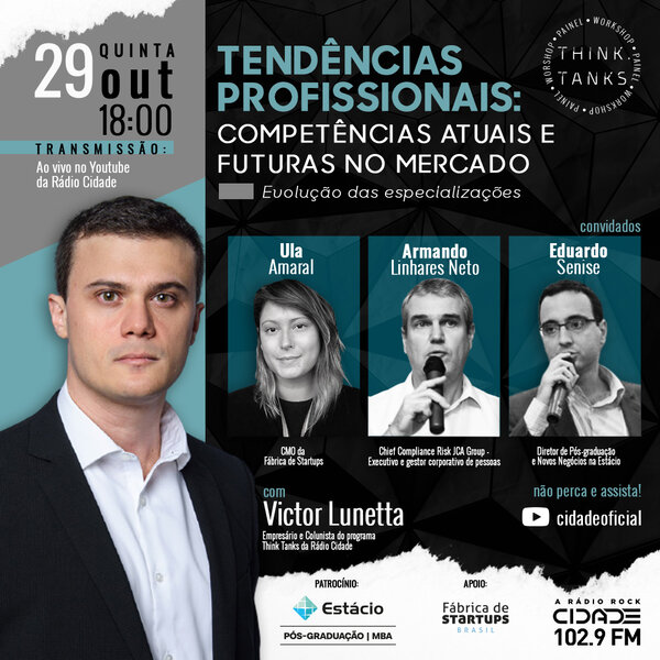 Especial - Painel Think Tanks