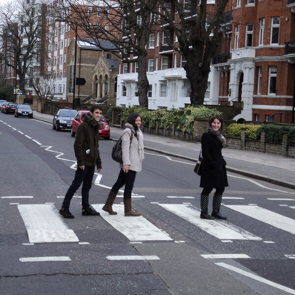 Londres e o rock
