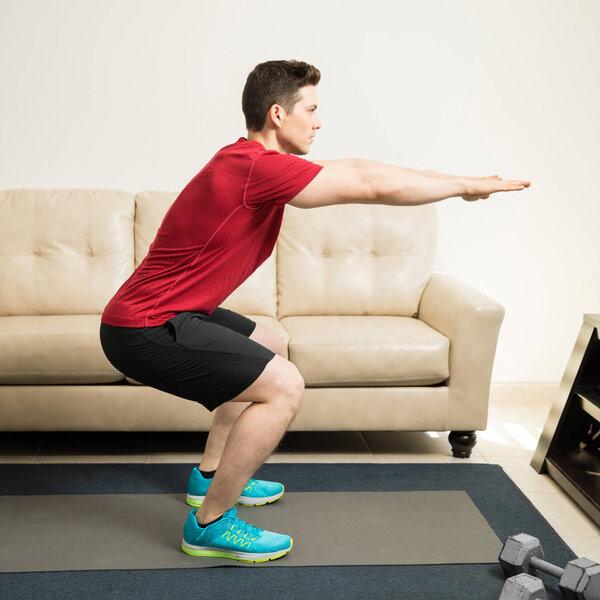 Exercícios funcionais para equilíbrio e resistência