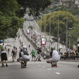 Skate Run São Paulo & 24 Hour Ultra Skate