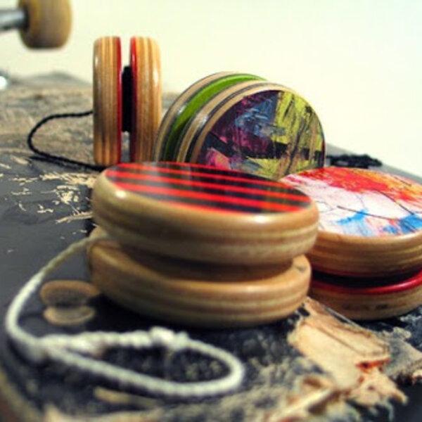 Skate e Reciclagem