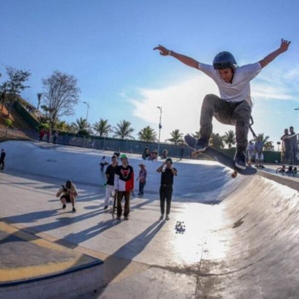 Campeonato Estadual de Skate Online RJ