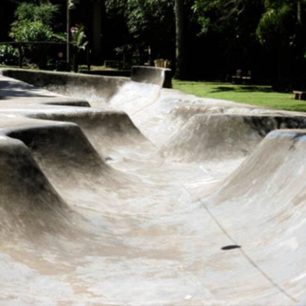 Pistas de skate que surgiram durante a pandemia