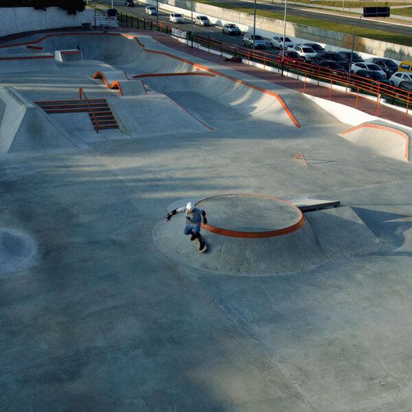 Skateparks públicos sem problemas