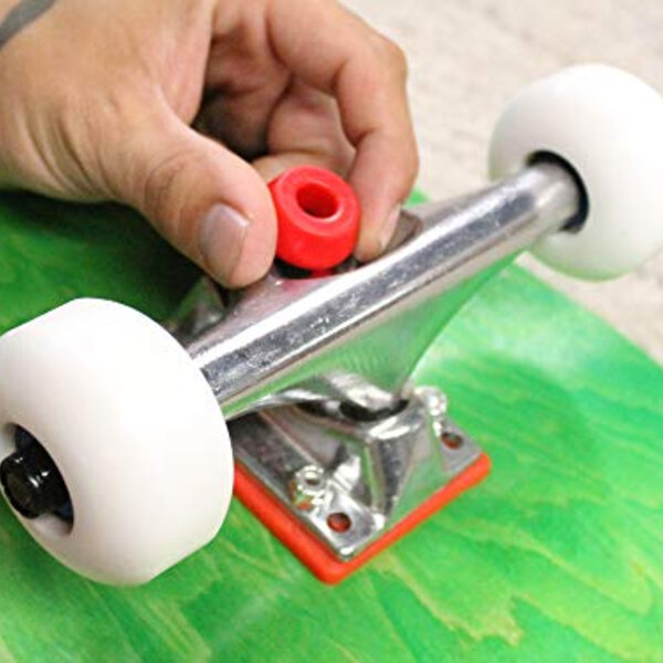 Bushings, os amortecedores do skate (parte 2)