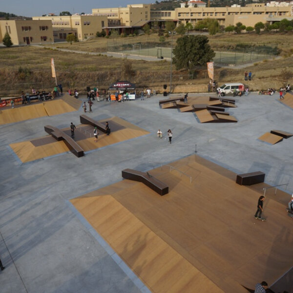 Dicas para ajudar na revitalização de Skateparks