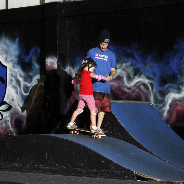 Curso de capacitação de instrutores de skate (RJ)