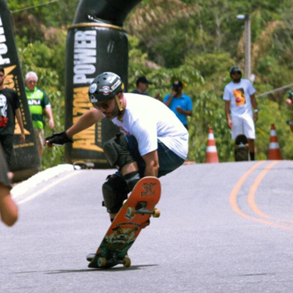 1º Encontro de Skate de Ladeiras de Presidente Getúlio-SC