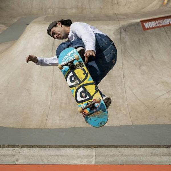 World Skate cancela o Mundial Park
