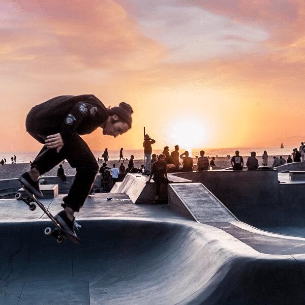 Mudança no formato de campeonatos de skate devido a pandemia