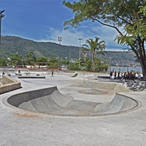 Niterói reabre pistas de skate públicas