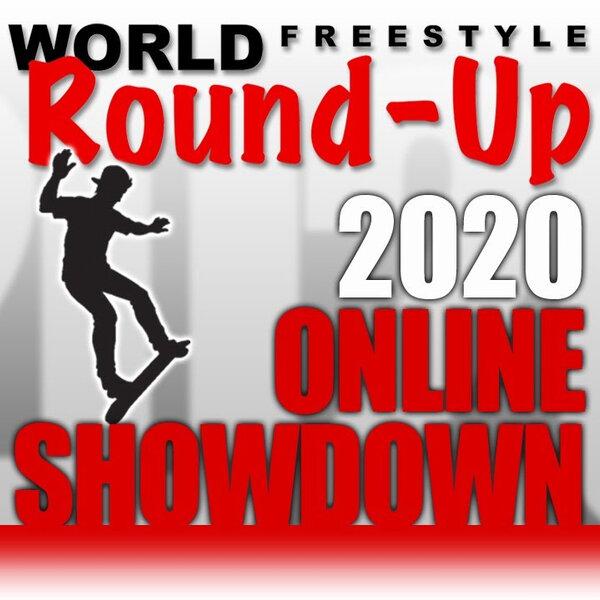 Mundial de freestyle será online?