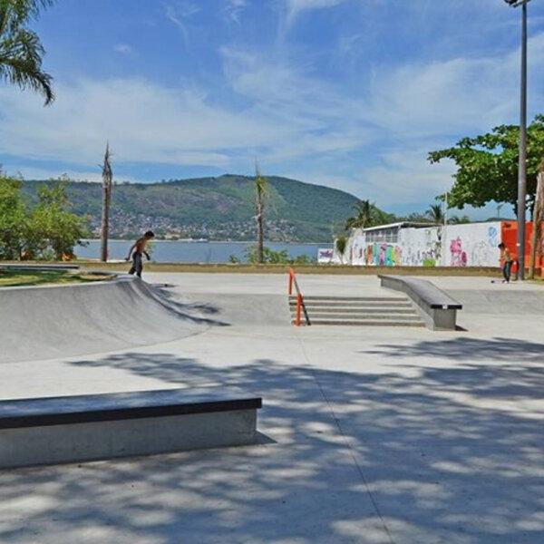 São Francisco Skateboard