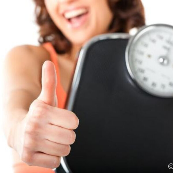 Dificuldades em manter o peso