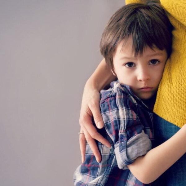 Crianças que sofrem com Ansiedade