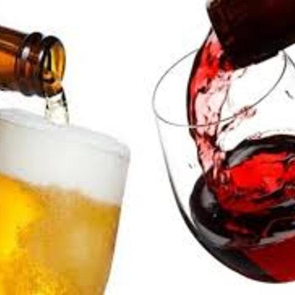 Meus filhos são menores de idade e consomem bebidas alcóolicas . Estou preocupada. Como devo proceder?