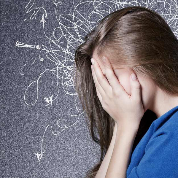 Crises de ansiedade com frequência