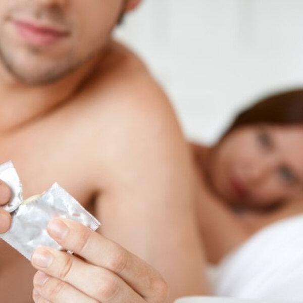 Problemas de ereção com camisinha
