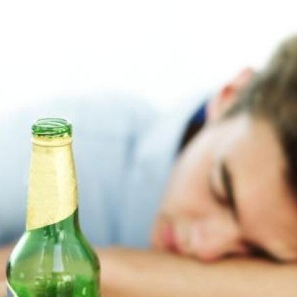 Jovens e o álcool em excesso