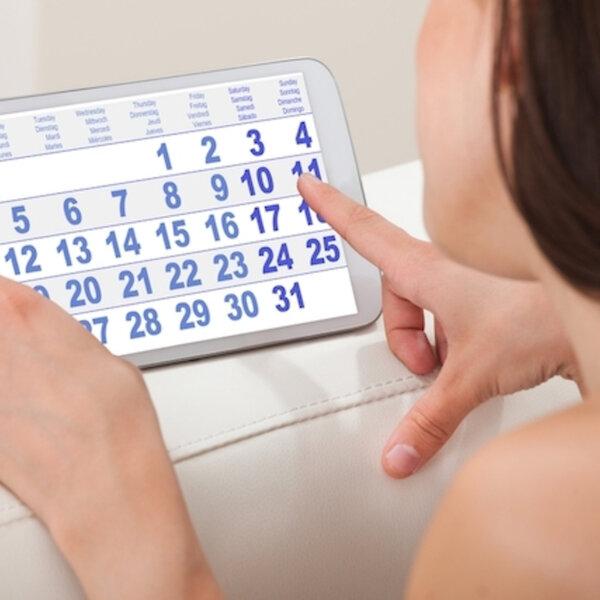 Atraso na menstruação