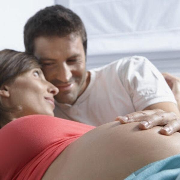 Relação sexual na gravidez